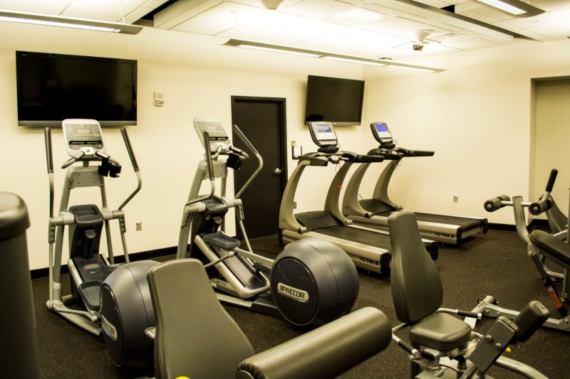 Ambler Johnston Fitness Room